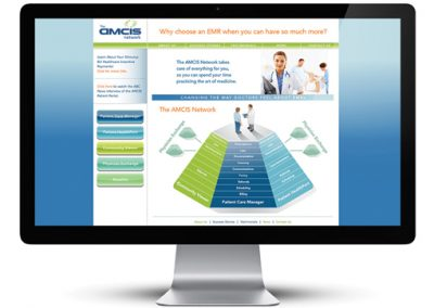 The AMCIS Network