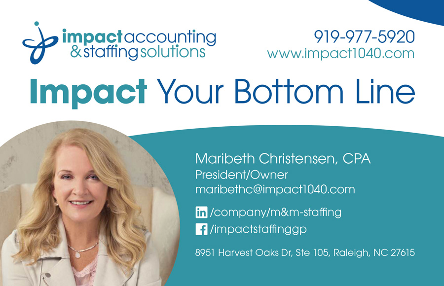 Impact Accounting Staffing Solutions Ad Exclamation Communications Inc